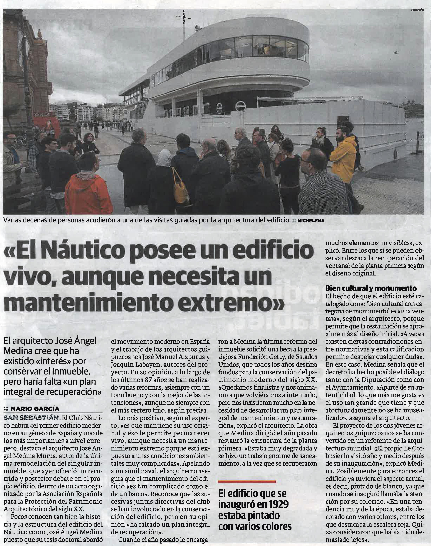 Recorte Diario Vasco